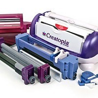 Xyron Creatopia Multi Function Crafting Machine Review