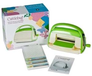 Cuttlebug's New Design